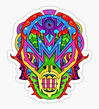 Mista Monsta! Sticker
