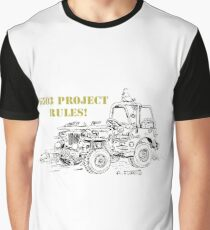 G503 jeep project rules! Graphic T-Shirt