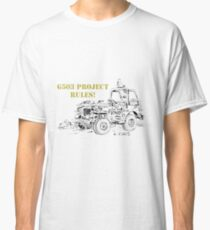 G503 jeep project rules! Classic T-Shirt