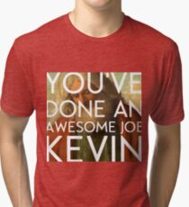 awesome job Tri-blend T-Shirt