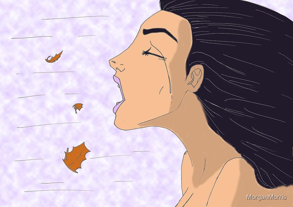 Autumn Breeze by MorganMorris