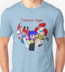 Treasure Ages - Dennis' Party Unisex T-Shirt