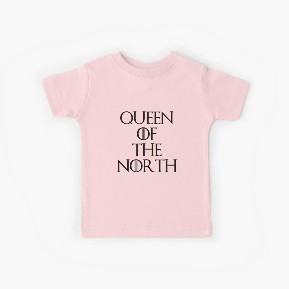 Königin des Nordens Kinder T-Shirt