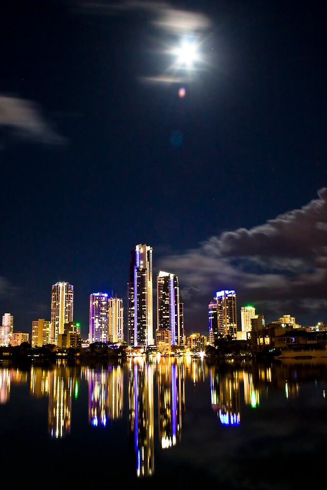 Full Moon by andrewt