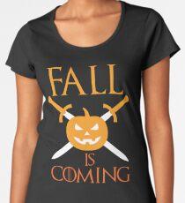 Fall Women's Premium T-Shirt