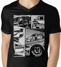 RWB 964. Details Men's V-Neck T-Shirt