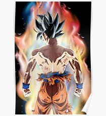 Dragon Ball Super - Goku New Transformation Poster