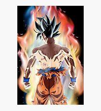Dragon Ball Super - Goku New Transformation Photographic Print