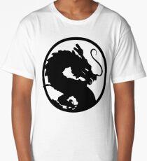 Z Fighter Kombat - Silhouette Long T-Shirt