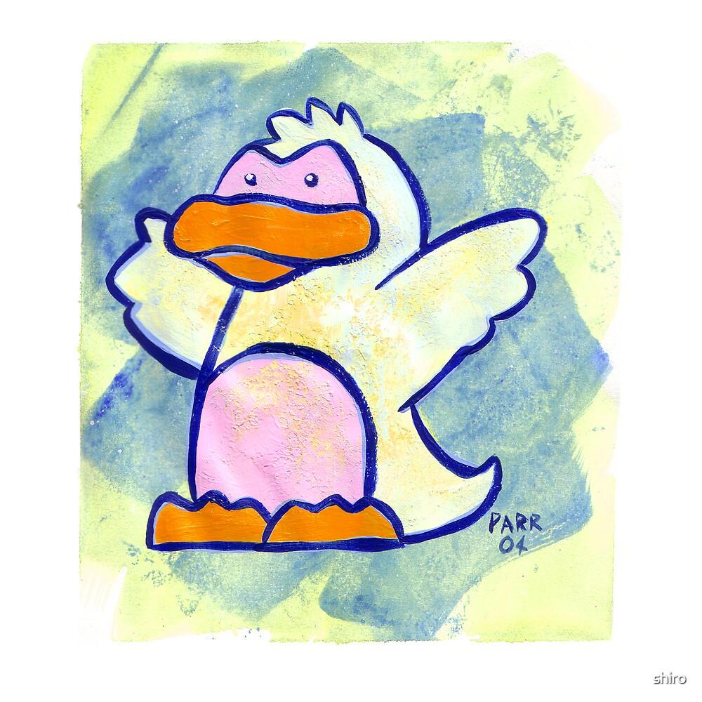 Duck by shiro