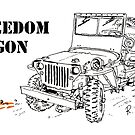 G503 jeep, the Freedom Wagon! (1) by RFlores
