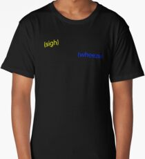 Buzzfeed Unsolved. Long T-Shirt
