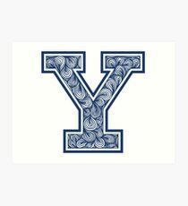 Yale University Art Print