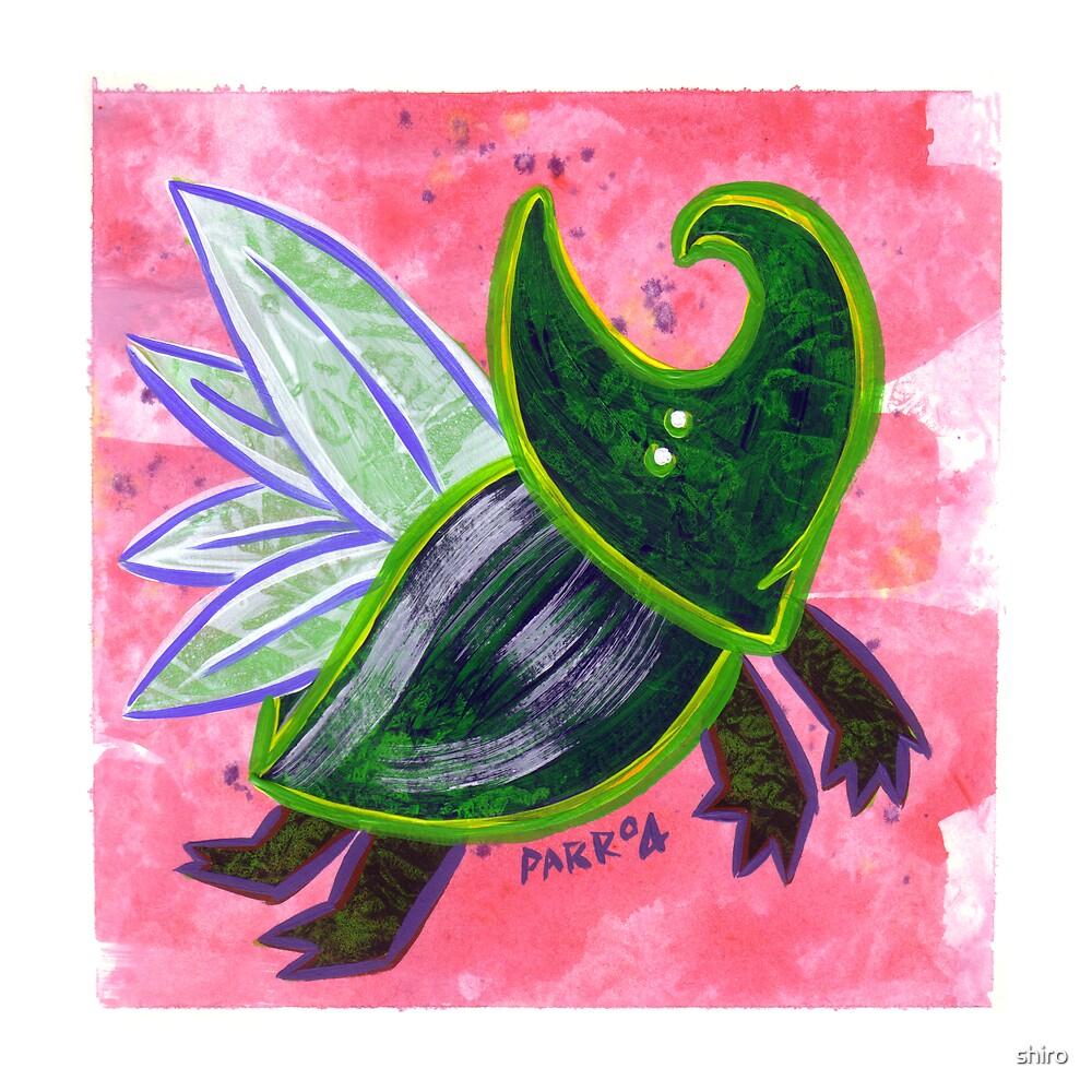 Beetle by shiro