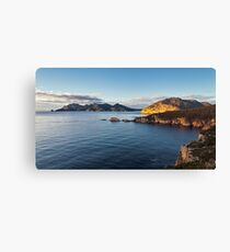 Freycinet Sunrise,Tasmania Canvas Print
