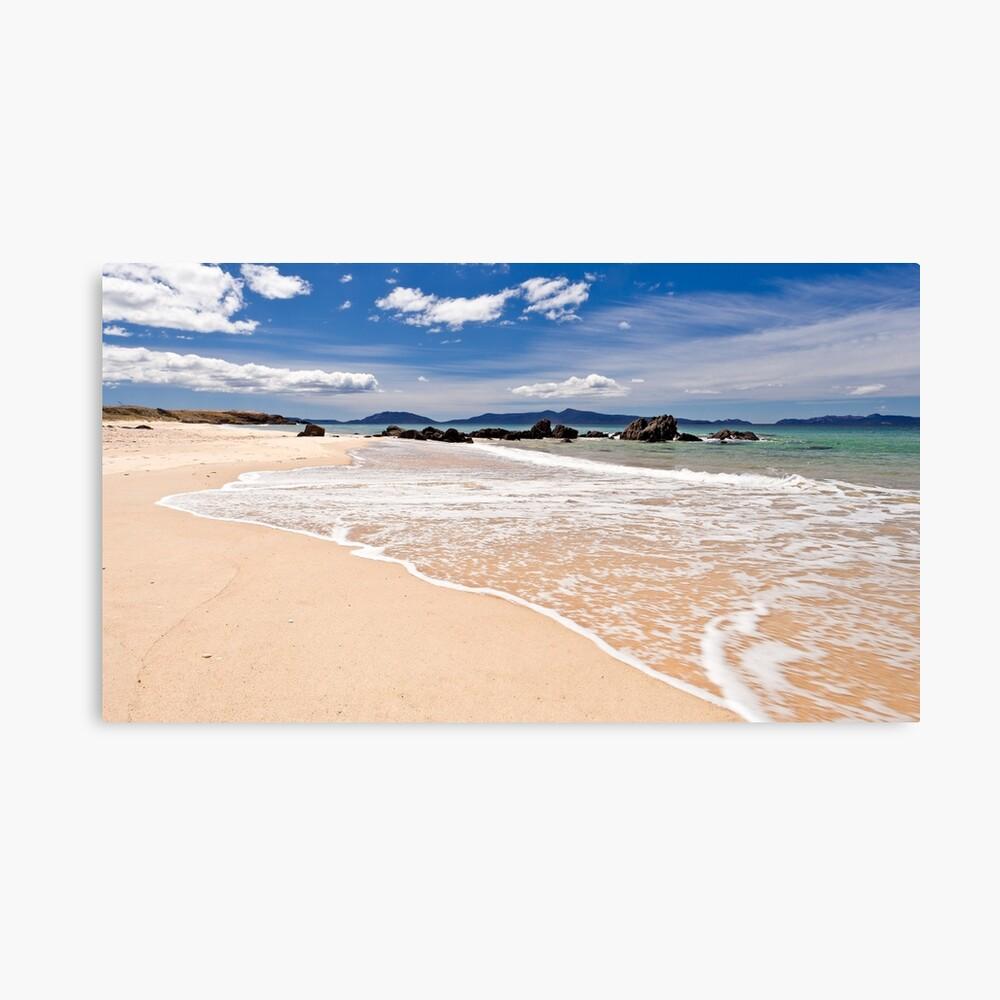 Cressy Beach-2 Tasmania Canvas Print