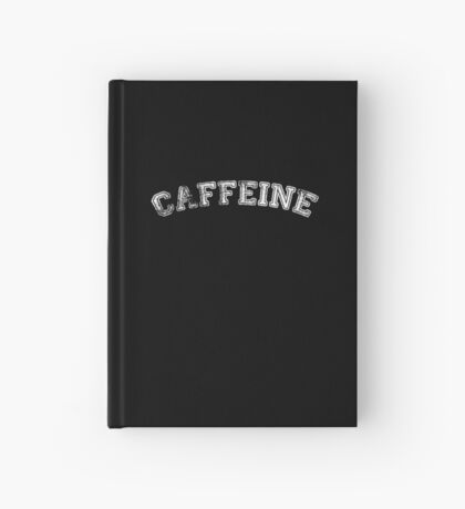 Caffeine College Hardcover Journal