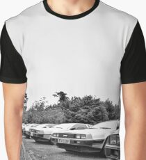 Parade of Steel Graphic T-Shirt