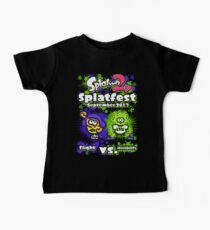 Splatfest 2 - August 2017 Flight v Invisibility Kids Clothes