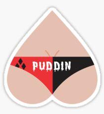 puddin Sticker
