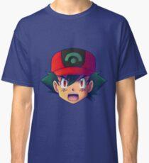 Ash Ketchum / Satoshi x7 (AG / Hoenn version) Classic T-Shirt