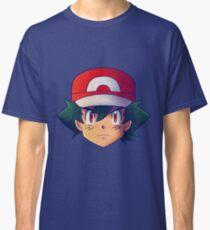 Ash Ketchum / Satoshi x7 (XY - XY&Z / Kalos version) Classic T-Shirt