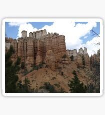 Southern Utah Rock Formations Sticker