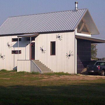 Spinnenhaus von redqueenself