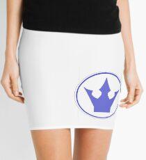 P101 - Center White Mini Skirt