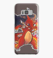 #005 Charmeleon Samsung Galaxy Case/Skin