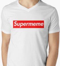 Supermeme Men's V-Neck T-Shirt