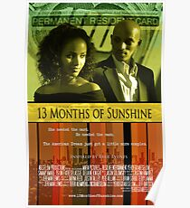13 Months of Sunshine Movie Poster Poster