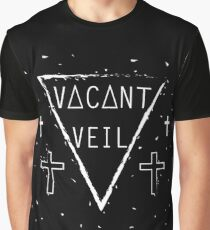 Vacant Veil Graphic T-Shirt