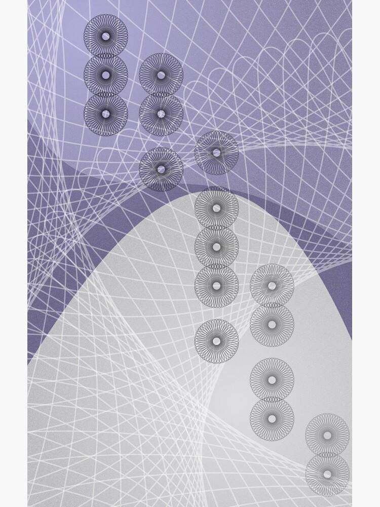 Purple Skyfall by AhUmDesign