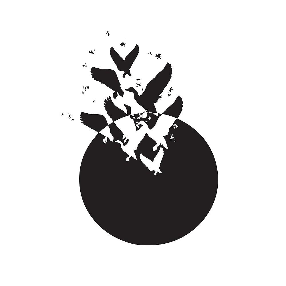 Birds by EggsandScissors