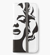 Marylin iPhone Wallet/Case/Skin
