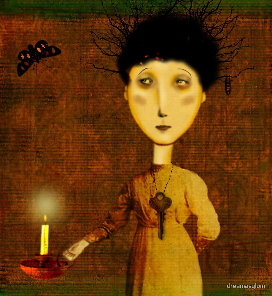 MothWoman by dreamasylum