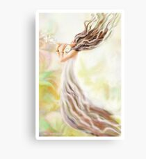 The Enchanteress  Canvas Print