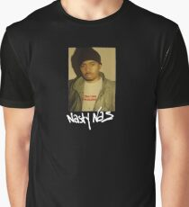 nasty nas Graphic T-Shirt