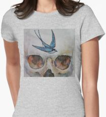 Sparrow Women's Fitted T-Shirt