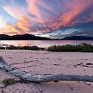 Dingo Beach Sunset by Tim Wootton