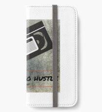 Home Video Hustle Podcast Logo iPhone Wallet/Case/Skin