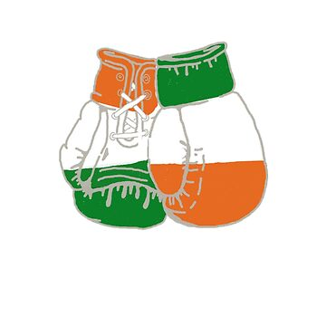 Irish Pride Boxing  by McThriftees