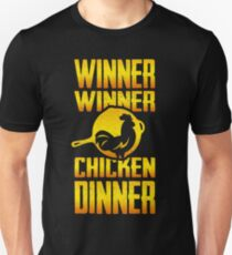 Winner Winner Chicken Dinnnnner!  Unisex T-Shirt