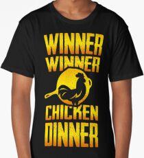 Winner Winner Chicken Dinnnnner!  Long T-Shirt
