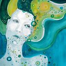 Retired mermaid by Elena Vieriu