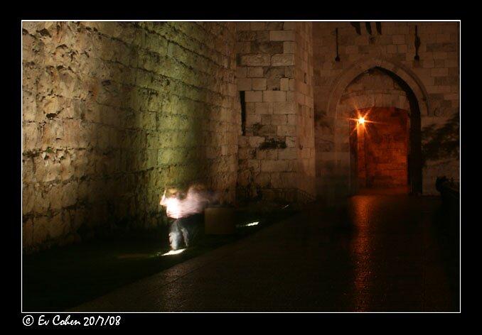 Jaffa Gate by EvCohen