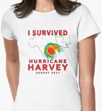 I Survived Hurricane Harvey 2017  T-Shirt