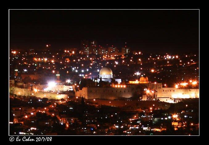 Jerusalem Of Gold  by EvCohen