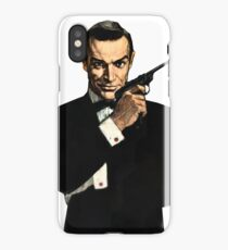 James Bond - Sean Connery iPhone Case